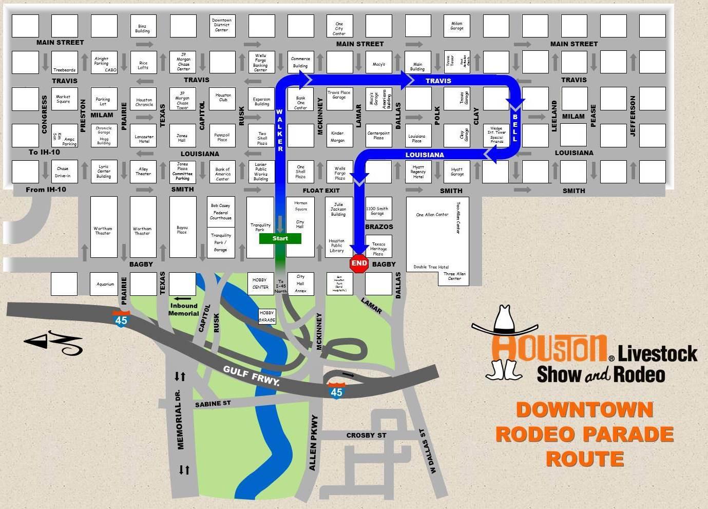 Houston Jendeari mapa Mapa Houston Jendeari Texas AEB